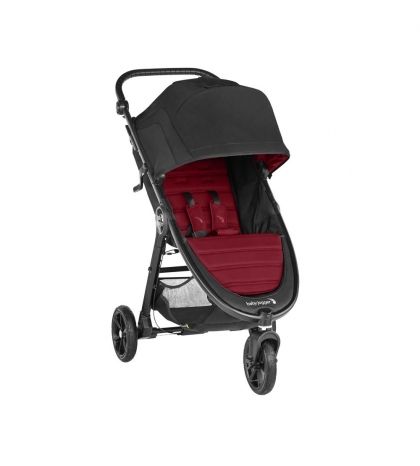 Baby Jogger CITY MNI GT 2 EMBER bordový