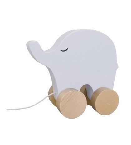 Jabadabado Hračka na ťahanie slon
