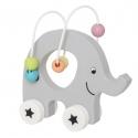 Jabadabado Slon s guličkovou dráhou