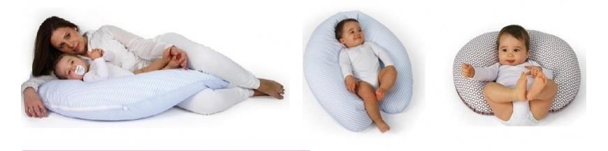 Vankúše na kojenie CAMBRASS