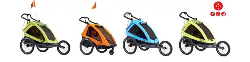 Sedačky a vozíky