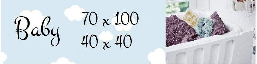 Do postieľky (BABY) - rozmer: 70x100/40x45