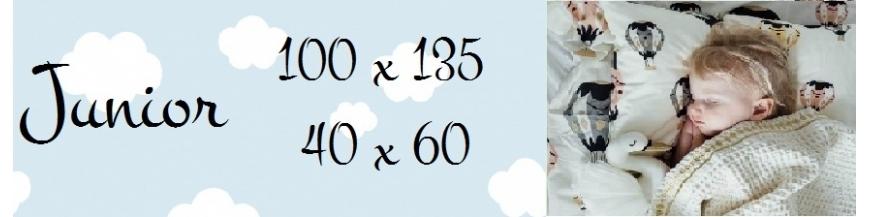 Do postele (JUNIOR) - rozmer 100x135 cm, 40x60 cm
